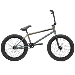 "Kink Cloud 21"" BMX Bike Gloss Translucent Teal"