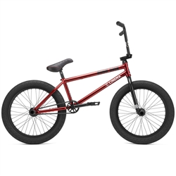 "Kink Williams 21"" BMX Bike Gloss Mirror Red"