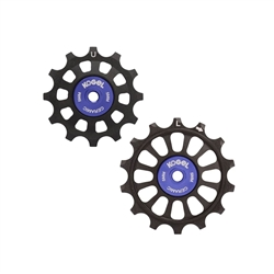 Kogel 12/14T Oversized Pulleys for Shimano Dura Ace R9100, Ultegra R8000 and 105 R7000