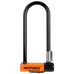 "Kryptonite Evolution Series 3 x 9.5"" U-Lock"