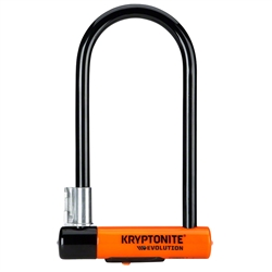"Kryptonite Evolution Series 4 x 9"" U-Lock"