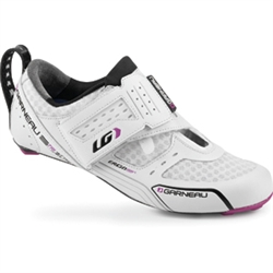 Louis Garneau Tri X-Lite Shoe Women's White