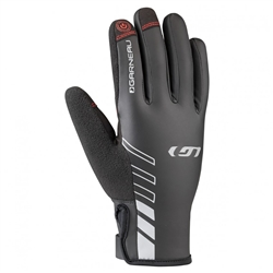 Louis Garneau Womens Rafale 2 Cycling Gloves Black