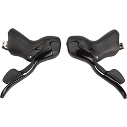 Microshift R8 3x8 Road Dual Control Levers