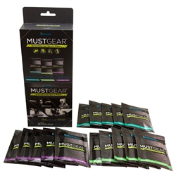 MUSTGEAR Aromatherapy Sports Wipes Singles