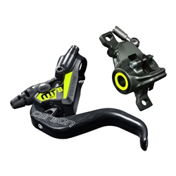 Magura MT8 SL Disc Brake and 1-Finger Carbolay Lever