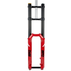 "Marzocchi Bomber 58 27.5"" 203mm Grip Sweep-Adj 20TAx110 51mm Rake Gloss Red"