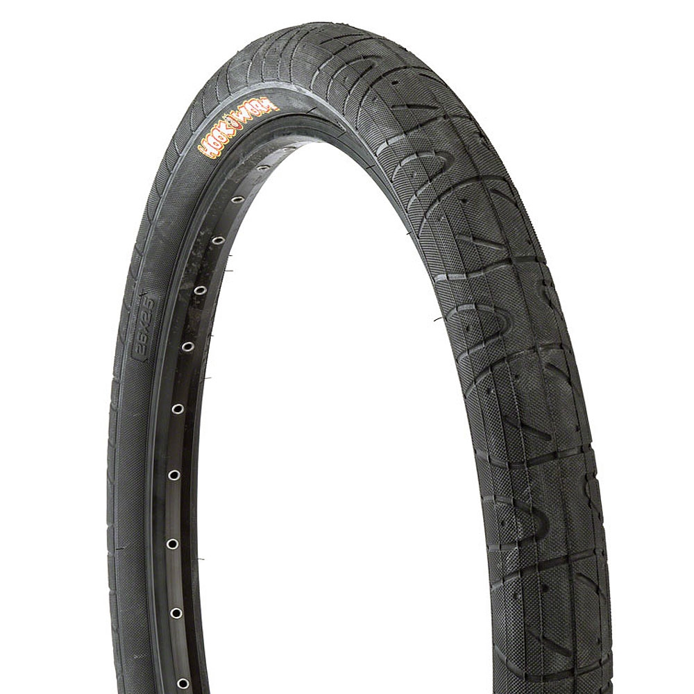 Wire 27.5 x 2.50 Maxxis Hookworm Tire Black Clincher