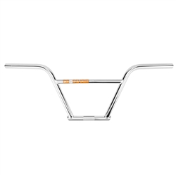 Mission Crosshair 4pc Bars Chrome