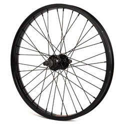 "Mission Engage 20 x 1.75"" Cassette Wheel Black"