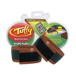 "Mr Tuffy Tire Liner 26x2.0""-2.5"" Brown Twin Pack"