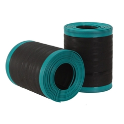 "Mr Tuffy XL series fat bike tire liner, 4XL, 26/29x4.1""-5.0"" teal"