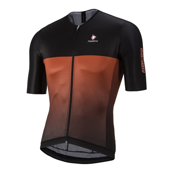 Nalini Black Ti Short Sleeve Jersey Red/Black