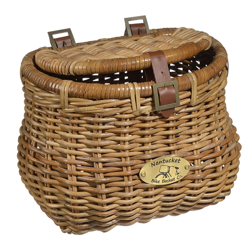 Nantucket Cisco Madaket Creel Bike Basket