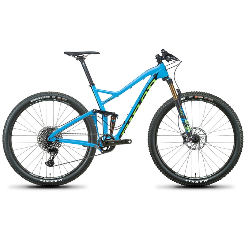 Niner RKT 9 RDO 4-Star X01 Eagle Bike