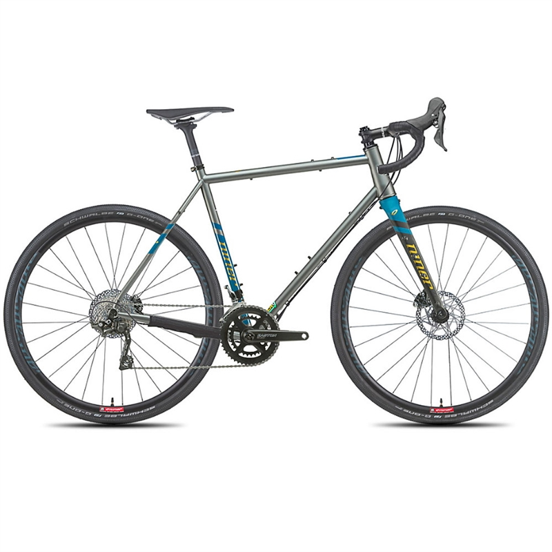 Niner RLT 9 Steel 5-Star GRX 800 Bike