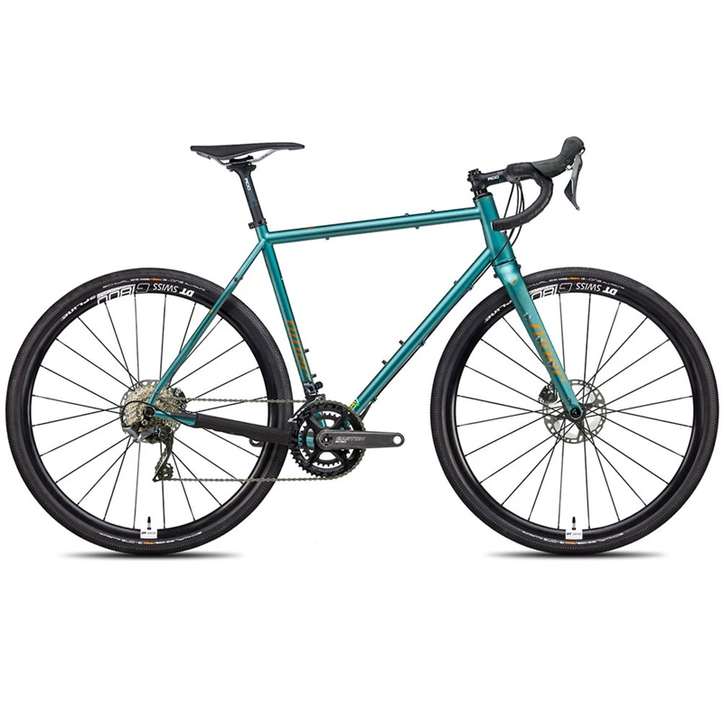 Niner RLT 9 Steel 4-Star GRX800 2X Bike