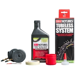 No Tubes Freeride Tubeless System Fits most 26x27-34mm rims