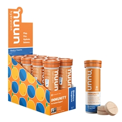 Nuun Immunity Hydration Tablets Box of 8 Tubes