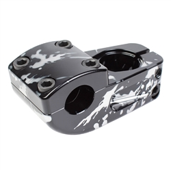 Odyssey RAFT Stem Black/Silver Splatter