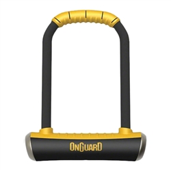 "OnGuard PitBull U-Lock 4.5 x 9"" with Bracket"