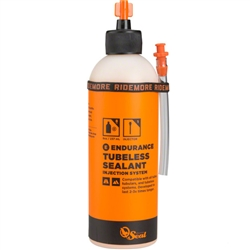 Orange Seal Cycling Endurance 8oz Sealant w/Injector