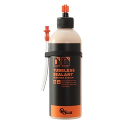 OrangeSeal 8oz Tubeless Tire Sealant w/Injector