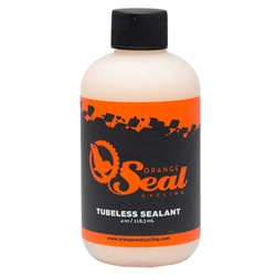 Orange Seal 4oz Tubeless Tire Sealant Refill