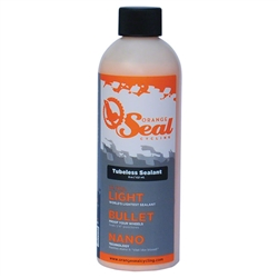 OrangeSeal 8oz Tubeless Tire Sealant Refill