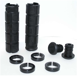 Oury Lock-on Bonus Pack Grips & Lockrings