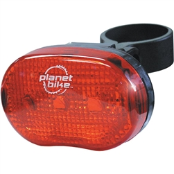 Planet Bike Blinky 3 Taillight