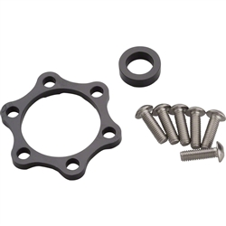 Problem Solvers Booster Rear Wheel Adaptor Kit 6mm
