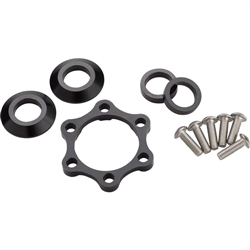Problem Solvers Booster Front Wheel Adaptor Kit 10mm