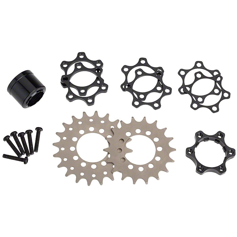 Problem Solvers Zinger SingleSpeed Conversion Kit for XD