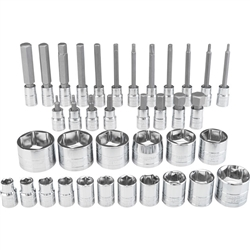 Park Tool SBS-3 Socket and Bit Set