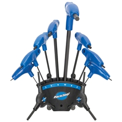 Park Tool PH-1.2 P-Handled 8pc Hex Set