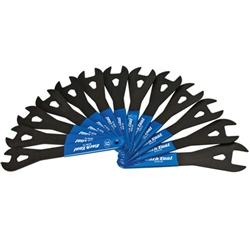 Park Tool SCW-SET.3 Shop Cone Wrench Set