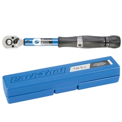 "Park Tool TW-5.2 3/8"" Ratcheting Click-Type Torque Wrench"