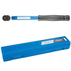 "Park Tool TW-6.2 3/8"" Ratcheting Click-Type Torque Wrench"