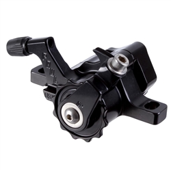 Paul Components Klamper Disc Brake Short Pull Black