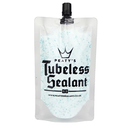 Peaty's Tubeless Sealant 120ml / 4oz Trail Pouch