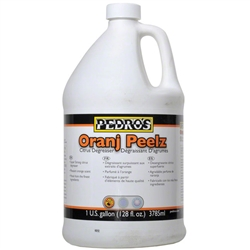 Pedros Oranj Peelz Citrus Cleaner 128oz (1 Gallon)