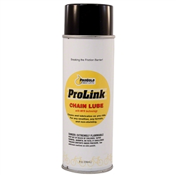 ProGold ProLink Bike Chain Lube 8oz Aerosol