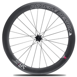 Profile Design 58/TwentyFour Full Carbon Clinchers