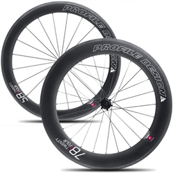 Profile Design 58/78 TwentyFour Full Carbon Clinchers