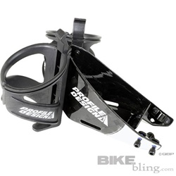 Profile Design RMC Rear Mount Carbon Storage w/Dual Water Bottle Cage