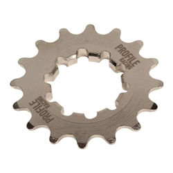 "Profile Racing 3/32"" Chromoly Cassette Cogs"
