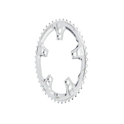 Race Face RaceRing Chainring 94BCD 5-Bolt 42T Silver