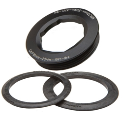 Race Face Cinch lockring/washer, drive side M18