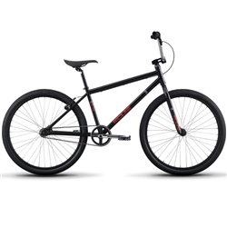 "Redline PL-26 26"" BMX Bike Black"